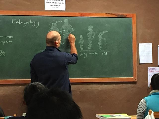 Teaching Classes